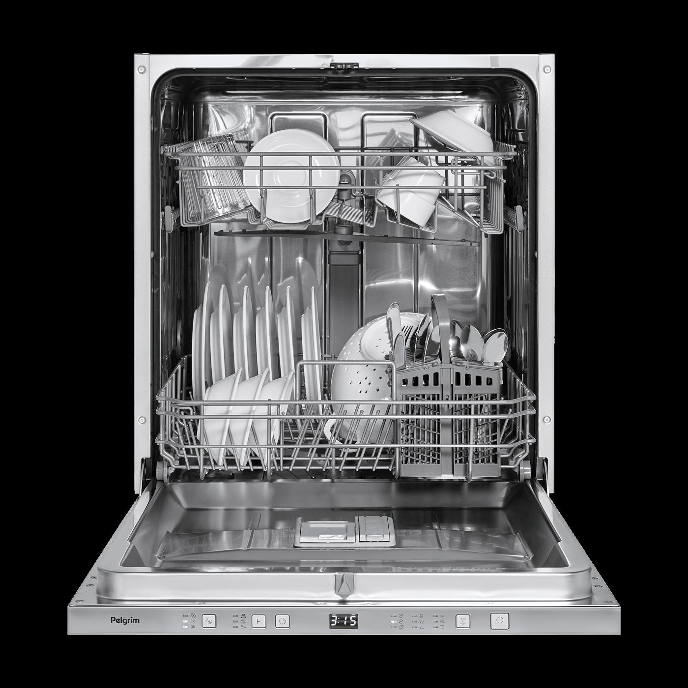 Lave-vaisselle, 82 cm de haut