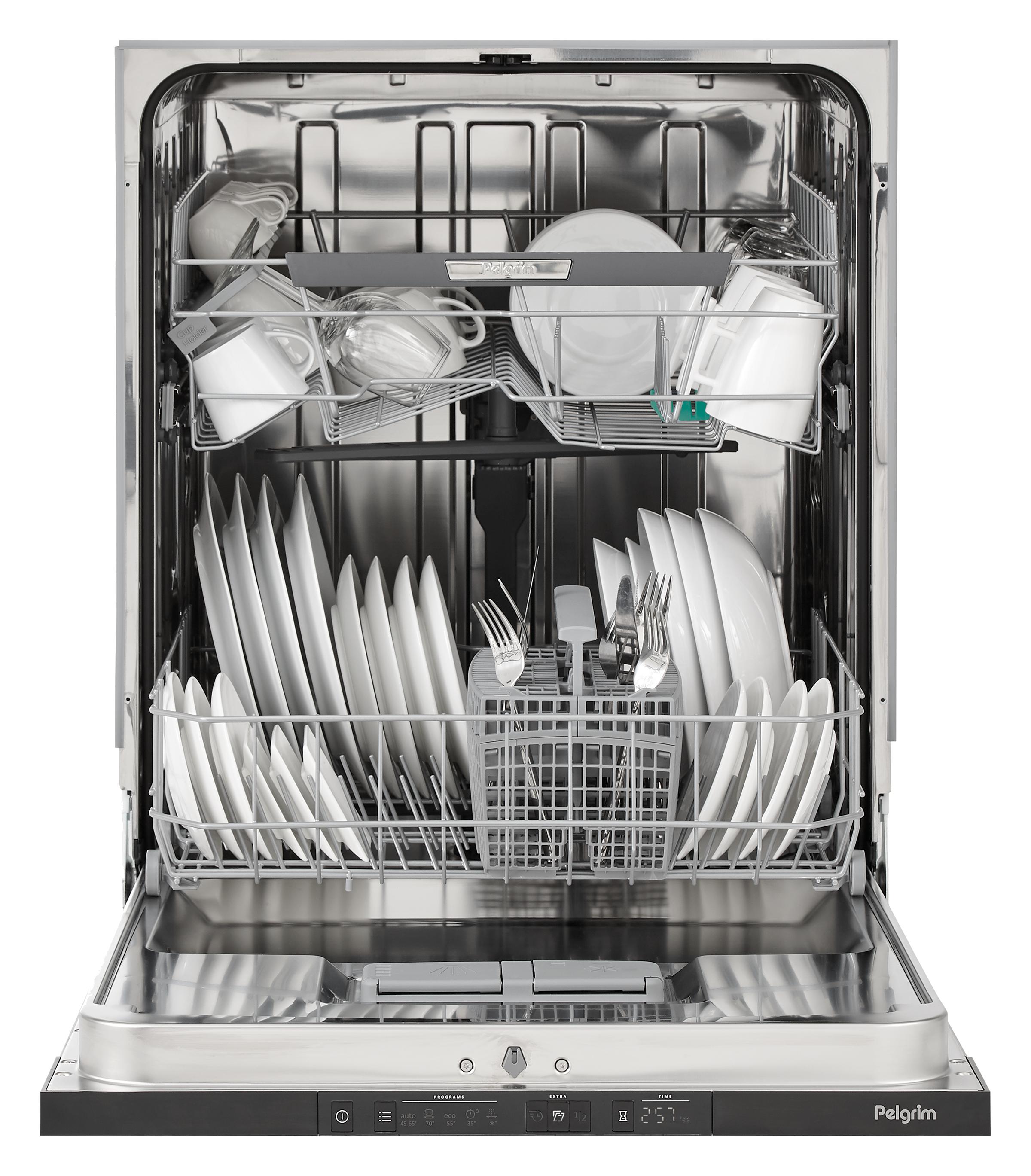 Lave-vaisselle, hauteur 82 cm