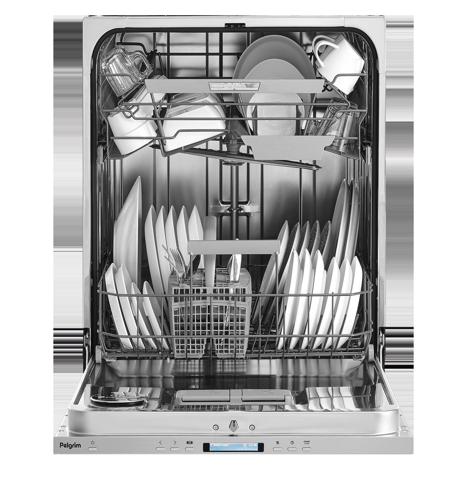 Lave-vaisselle XL, hauteur 86 cm