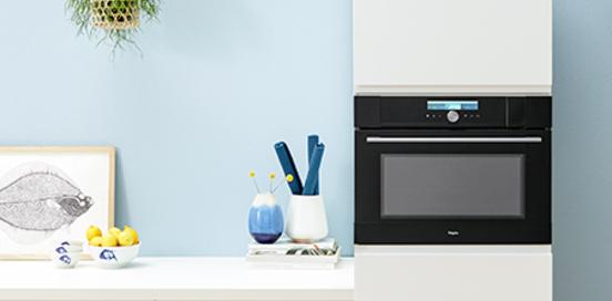 3in1 oven in keuken