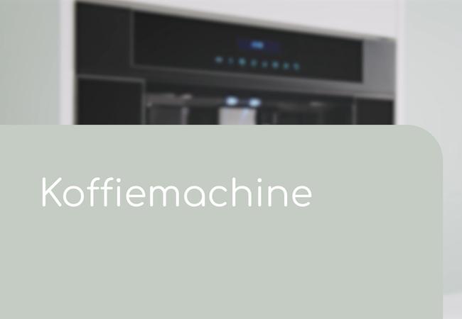 Pelgrim koffiemachine
