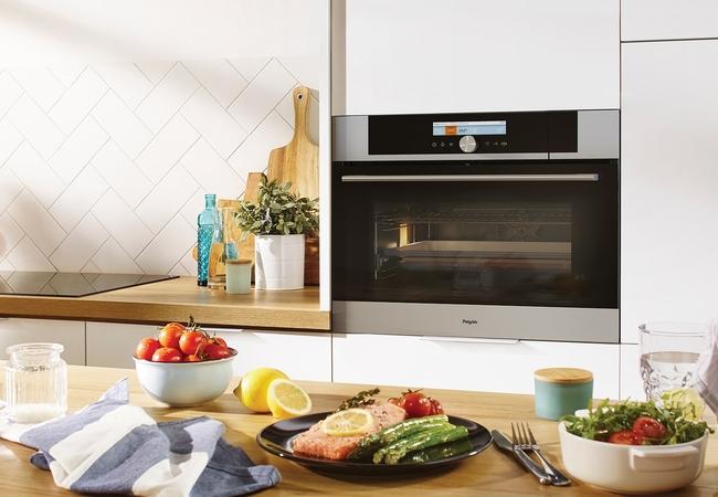 Pelgrim oven gezond koken