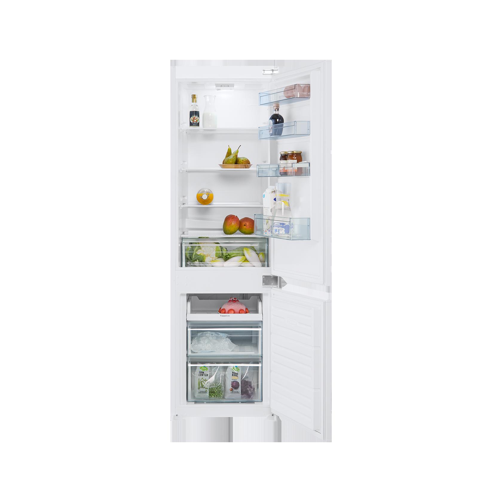 Réfrigérateur-congélateur combiné, niche 178 cm