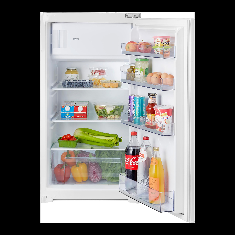 Réfrigérateur avec compartiment congélation, niche 102 cm