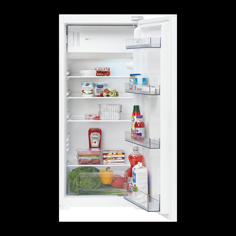 Réfrigérateur avec compartiment congélation, niche 122 cm
