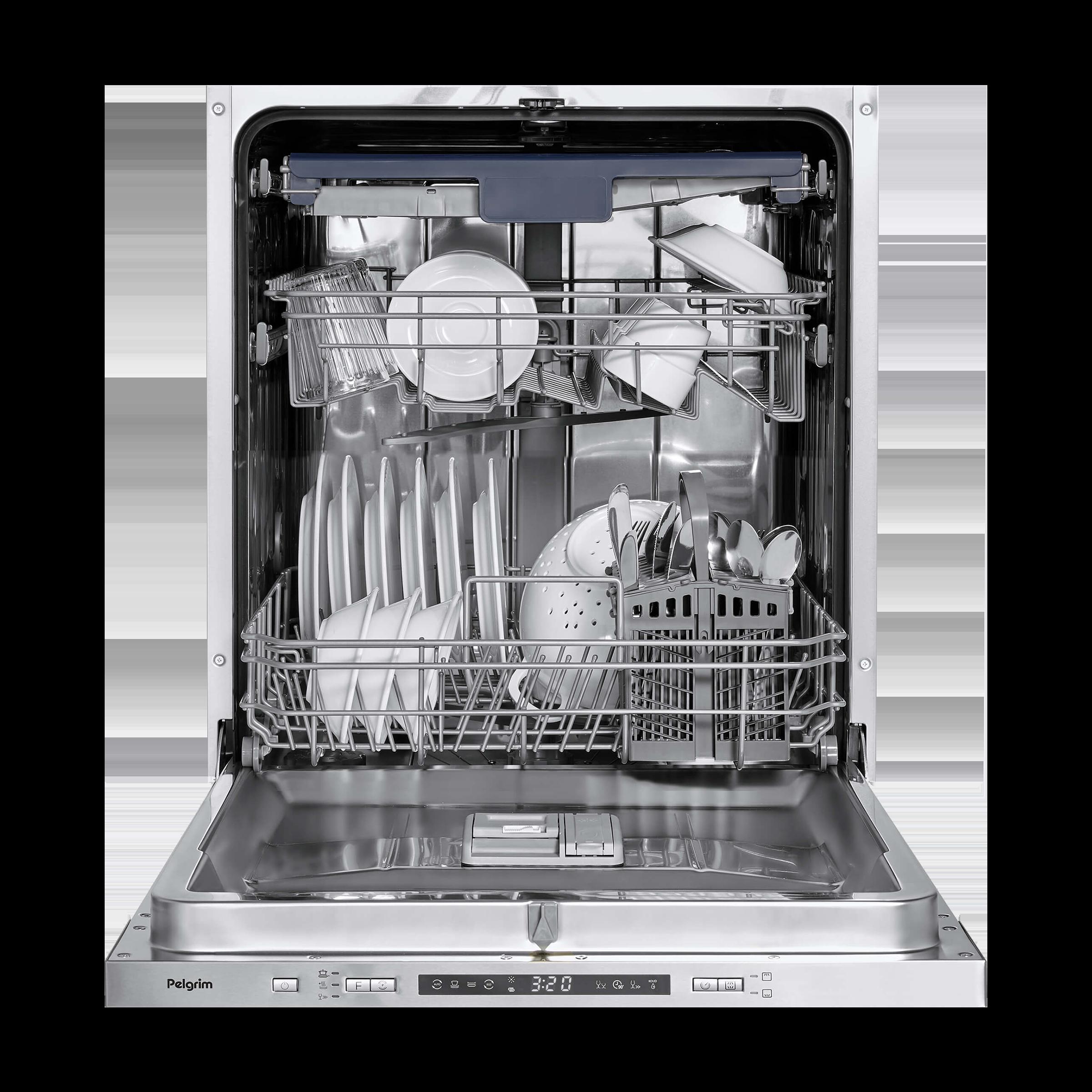 Lave-vaisselle, 82 cm de haut, tiroir à couverts supplémentaire